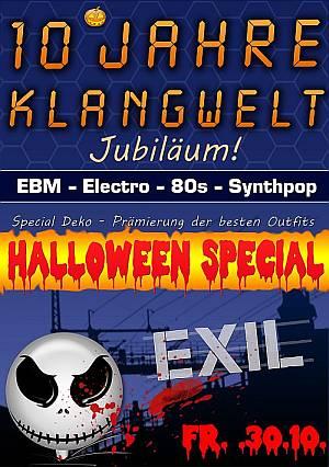 10 Jahre Klangwelt Party