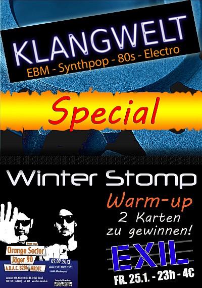Klangwelt-Winter-Stomp-Warm-up