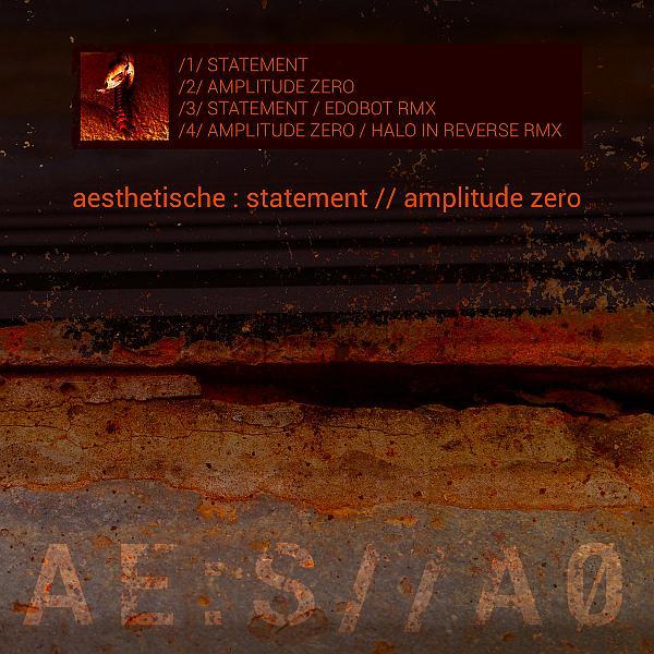 Aesthetische - Statement / Amplitude Zero