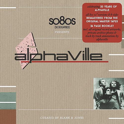 Alphaville Doppel-CD