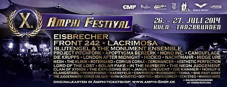 Amphi Festival Köln 2014