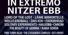 Flyer: Amphi Festival 2019