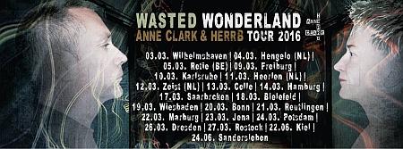 Anne Clark nimmt Abschied - die Tourdaten