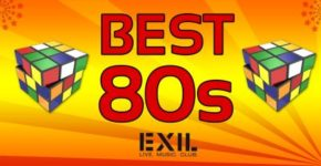 Best 80s Party im EXIL Göttingen