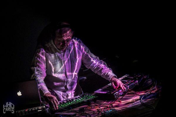 Daniel Bressanutti im Einsatz als DJ