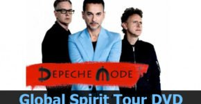 Grafik: Depeche Mode - DVD zur Gobal Spirit Tour kommt 2019