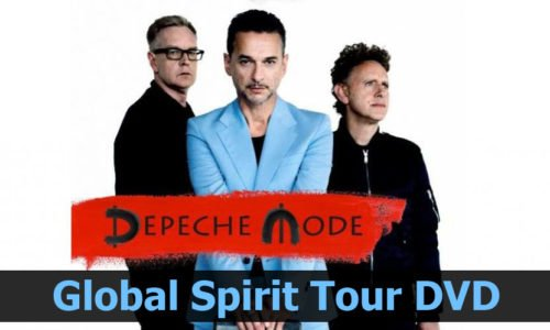 Grafik: Depeche Mode - DVD zur Gobal Spirit Tour kommt 2019