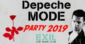 Teaser: Depeche Mode Party neu im EXIL Göttingen
