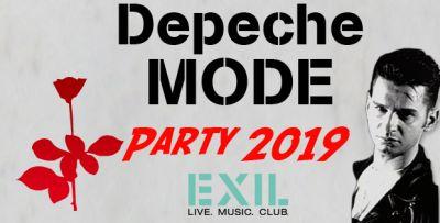 Teaser: Depeche Mode Party neu im EXIL Göttingen