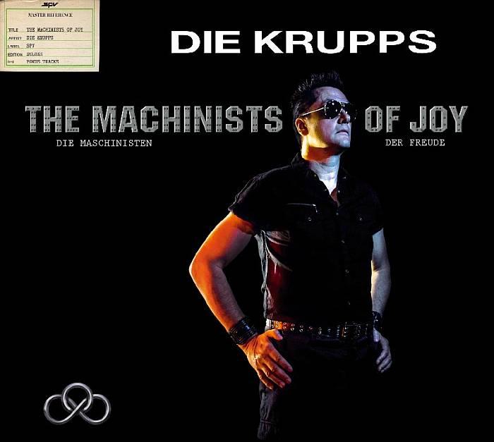 Die Krupps - The Machinists Of Joy - Album 2013