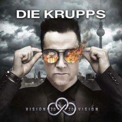 Cover des neuen, 2019er Albums von Die Krupps