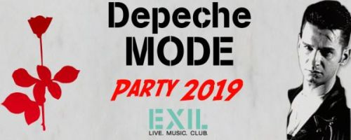 Artikelgrafik: Depeche Mode Party