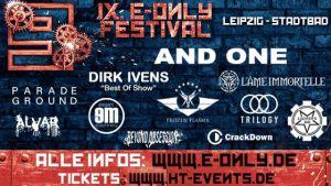 E-only Festival 2019