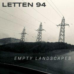 Artikelgrafik: letten 94 – Empty Landscapes