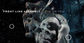 Cover: Eye On You - FLA