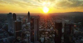 Artikelgrafik: Frankfurter Skyline