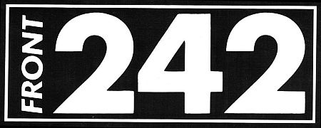 Front 242 Logo