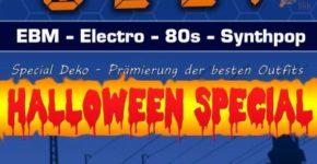Flyer: Halloween-Klangwelt 2019