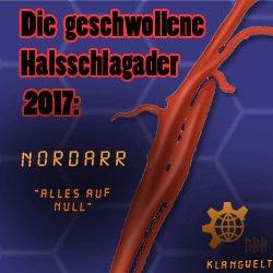 Grafik: Halsschlagader Award 2017