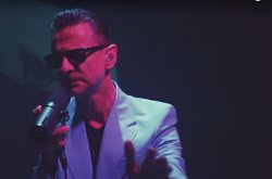 Screenshot: Heroes Cover von Depeche Mode
