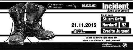 EBM Festival in Bielefeld