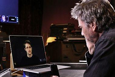Jarre und Snowden kooperieren