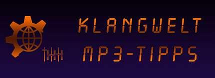Klangwelt MP3-Hinweise - Musiktipps