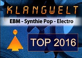 Klangwelt Toplisten 2016