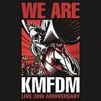 KMFDM - Livealbum zum 30-jährigen Bestehen
