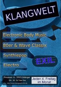 klangwelt webflyer