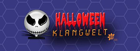 Die Klangwelt Halloween Party 2017 naht
