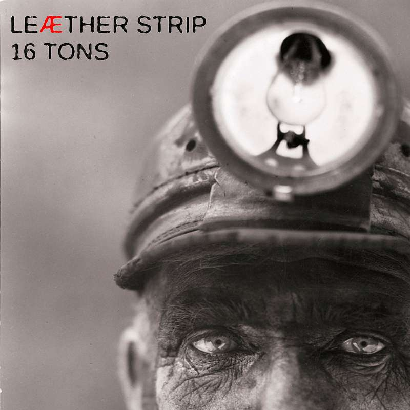 Leaether Strip - 16 Tons