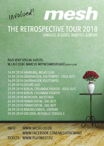 The Retrospective Tour 2018