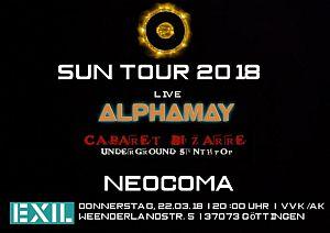 Flyer: Neocoma live