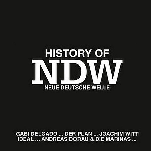 Neue Deutsche Welle Sampler 2014