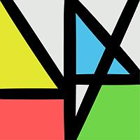 New Order Album 2015 - das Cover