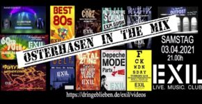 Artikelgrafik: Osterhasen In The Mix