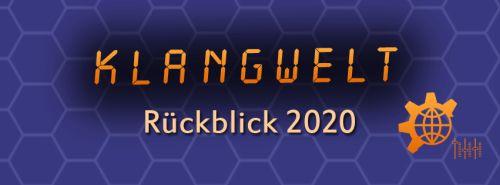Artikelgrafik: Rückblick 2020