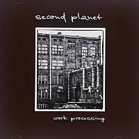 Second Planet - Work Progressing