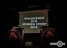 Start des 10 EBM Stomps in Kassel