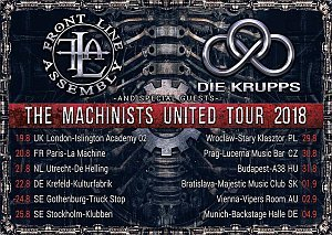 Flyer: The Machinists United