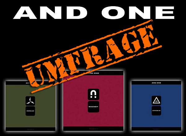 And One Umfage 2014