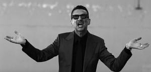 Video von Depeche Mode feiert Premiere