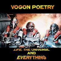 Vogon Poetry Cover