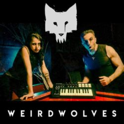Bandvorstellung: WeirdWolfes – Raphael Colantonio und Ava Gore
