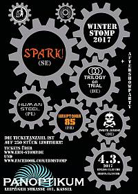 Flyer: Winter Stomp 2017